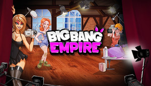 Cover for Big Bang Empire.