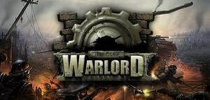 Cover for Iron Grip: Warlord.