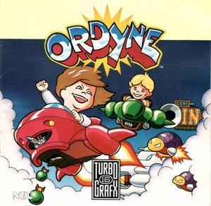 Cover for Ordyne.
