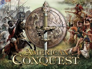 Cover for American Conquest.