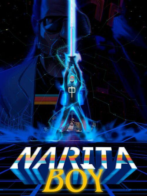 Cover for Narita Boy.