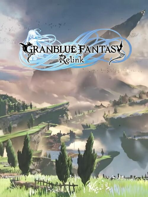 Cover for Granblue Fantasy: Relink.