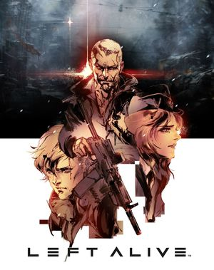 Cover for Left Alive.