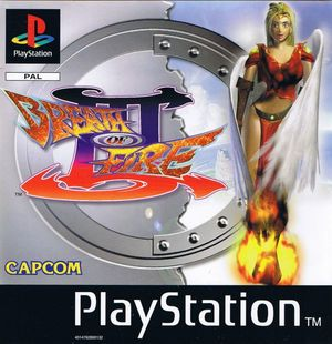 Cover for Breath of Fire III.