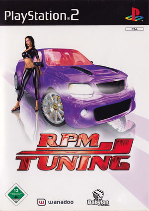 Cover for RPM Tuning.