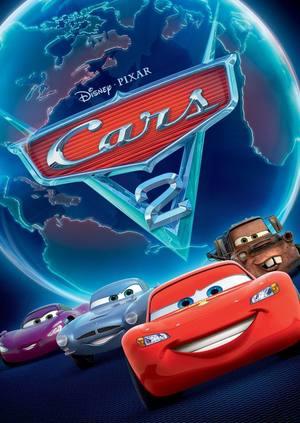 Cover for Cars 2.
