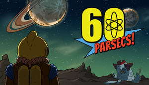 Cover for 60 Parsecs!.