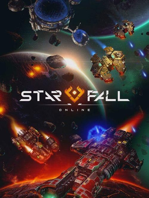 Cover for Starfall Online.