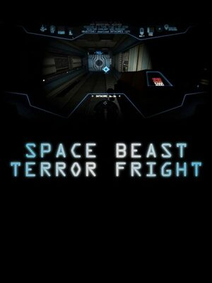 Cover for Space Beast Terror Fright.