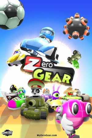 Cover for Zero Gear.