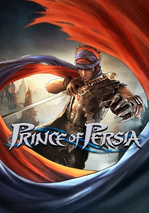Cover for Prince of Persia.