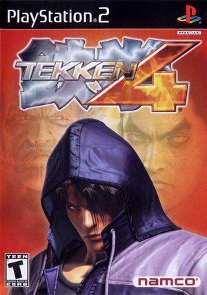 Cover for Tekken 4.
