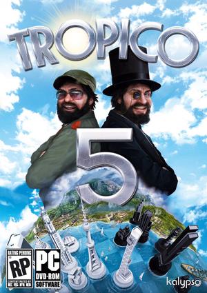 Cover for Tropico 5.