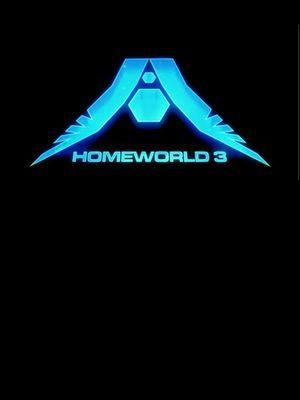 Cover for Homeworld 3.