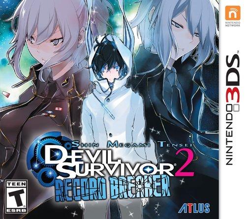 Cover for Shin Megami Tensei: Devil Survivor 2 Record Breaker.