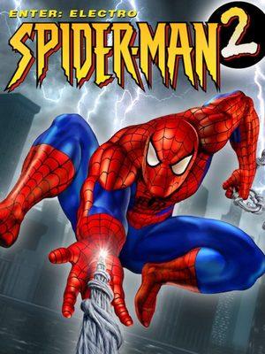 Cover for Spider-Man 2: Enter Electro.