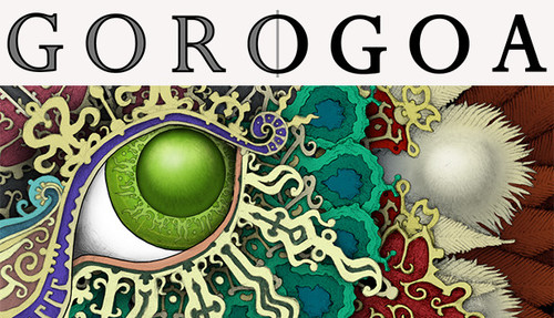 Cover for Gorogoa.