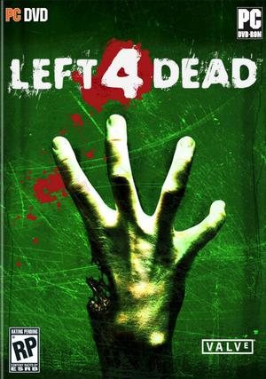 Cover for Left 4 Dead.