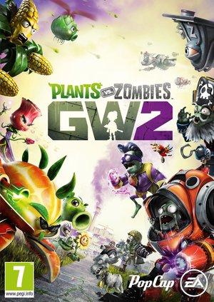 Cover for Plants vs. Zombies: Garden Warfare 2.