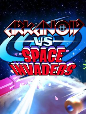 Cover for Arkanoid vs. Space Invaders.