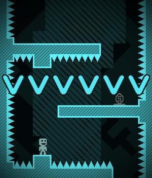 Cover for VVVVVV.