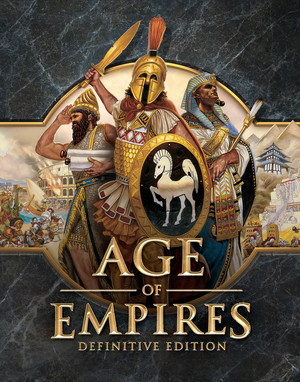 Cover for Age of Empires: Definitive Edition.