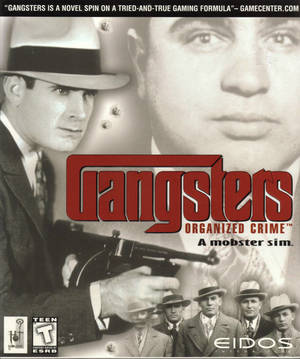 Cover for Gangsters: Organized Crime.