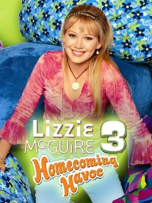 Cover for Lizzie McGuire 3: Homecoming Havoc.