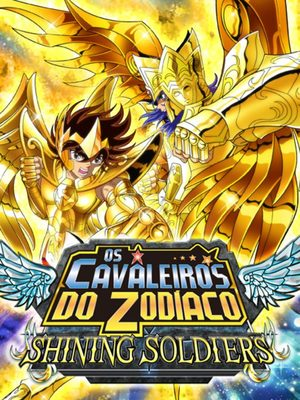 Cover for Saint Seiya Shining Soldiers.