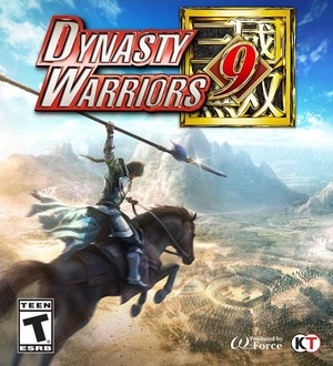 Cover for Dynasty Warriors 9.