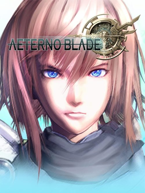 Cover for Aeterno Blade.