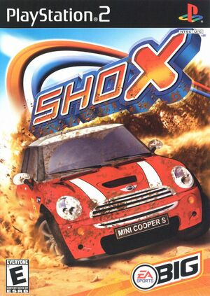 Cover for Shox.