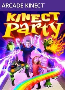 Cover for Kinect Party.