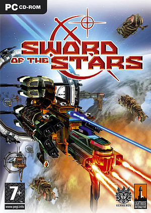 Cover for Sword of the Stars.
