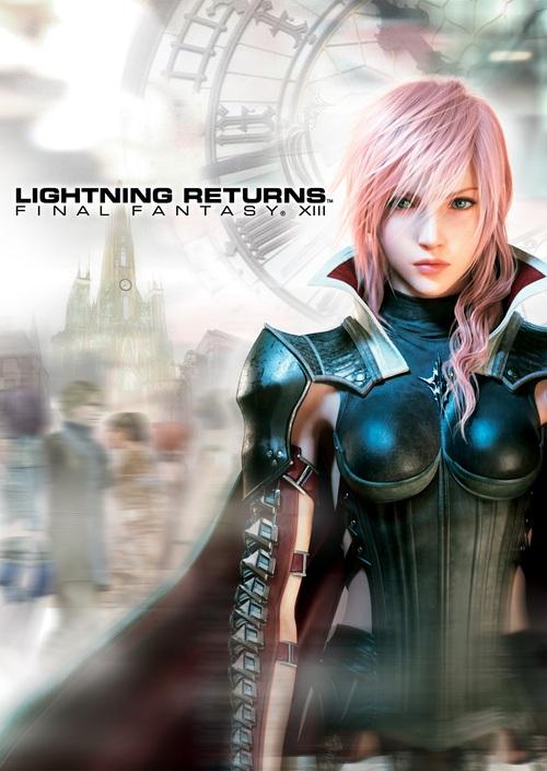 Cover for Lightning Returns: Final Fantasy XIII.