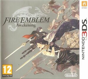 Cover for Fire Emblem: Awakening.