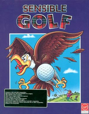 Cover for Sensible Golf.