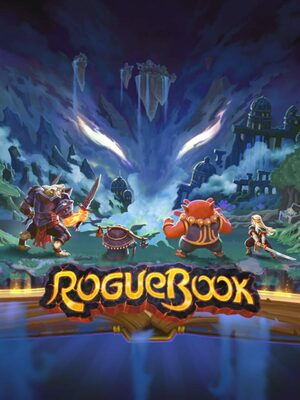 Cover for Roguebook.