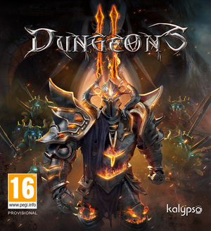 Cover for Dungeons 2.