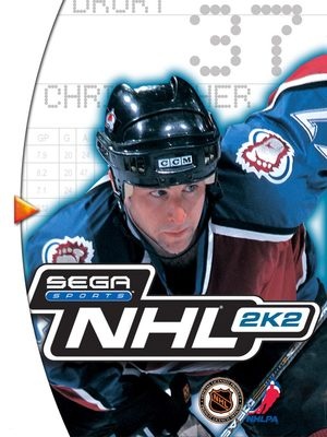 Cover for NHL 2K2.