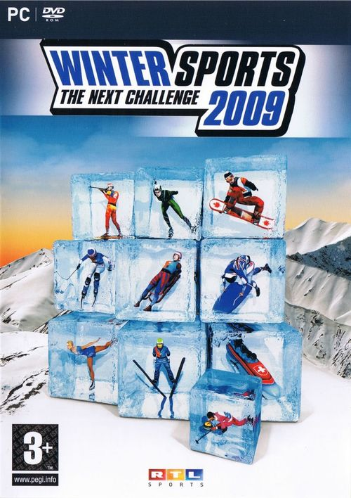 Cover for Winter Sports 2: The Next Challenge.
