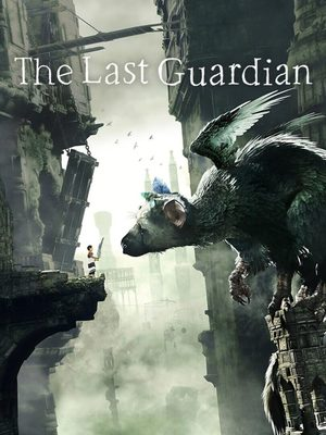 Cover for The Last Guardian.