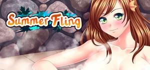 Cover for Summer Fling.