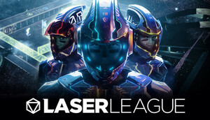 Cover for Laser League.