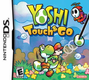 Cover for Yoshi Touch & Go.