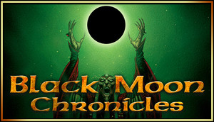 Cover for Black Moon Chronicles.