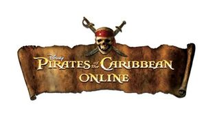 Cover for Pirates of the Caribbean Online.