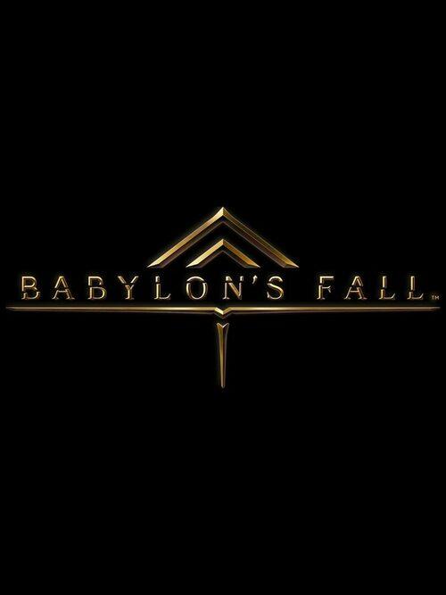 Cover for Babylon's Fall.