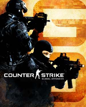 Cover for Counter-Strike: Global Offensive.