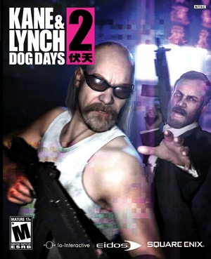 Cover for Kane & Lynch 2: Dog Days.
